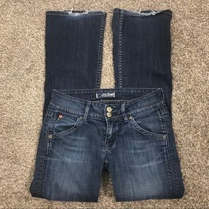 Hudson Jeans medium wash flare jeans size 25